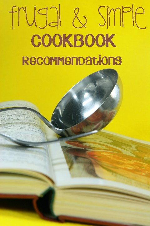 Frugal + Simple Cookbook Recommendations :: Cheeky Bums Blog