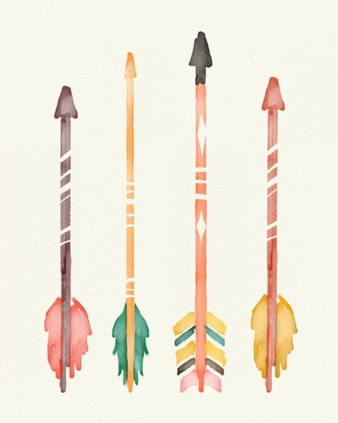 Arrows -480x600