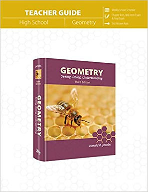 Jacobs Geometry - Teacher Guide