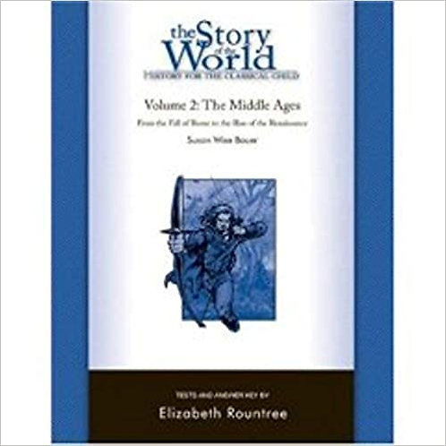The Story of the World Volume 2 Tests and Answer Key