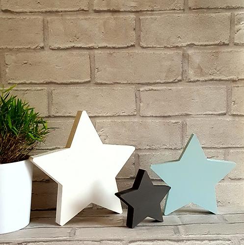 Nursery Wooden Stars