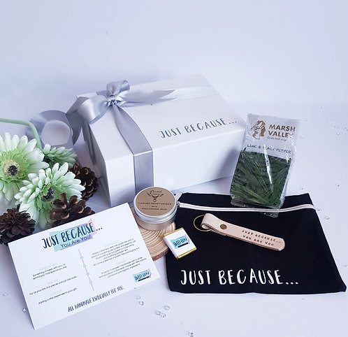 Luxury Personalised Gift Hamper for Him