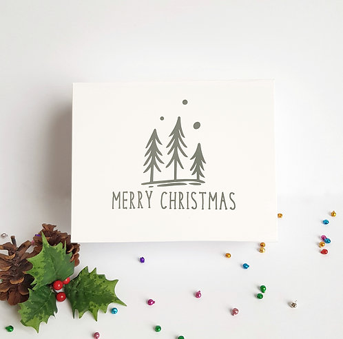Merry Christmas / Personalized Christmas Eve Box