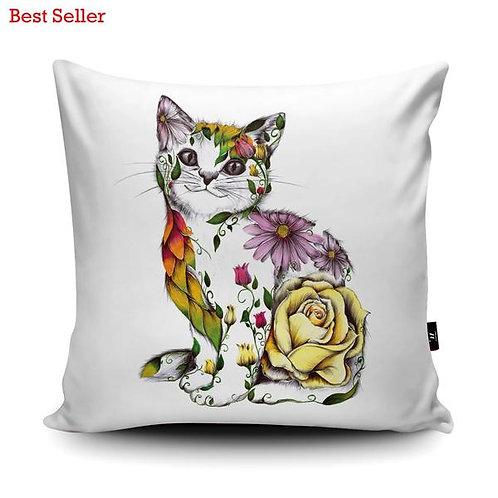Rosie The Cat Cushion