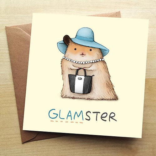 Glamster Cards