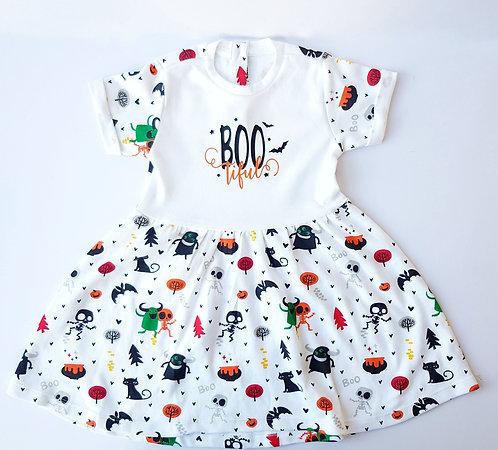 Bootiful Halloween Dress