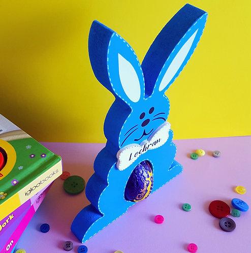 Free Standing Easter Bunny Rabbit Egg Holders