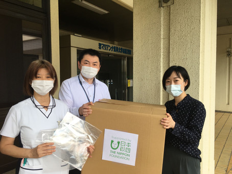 【日本財団ジャーナル掲載】日本財団事業「医療機関向け 簡易版フェイスシールドプロジェクト」が掲載されましたので、ご案内致します。