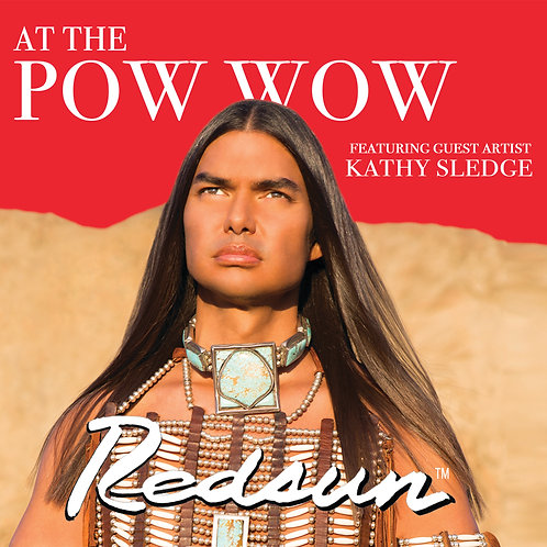 At The Powwow