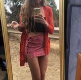 I made that skirt