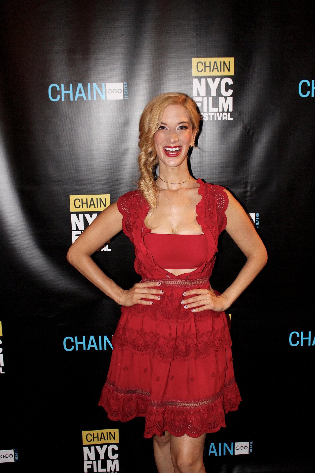 Ilana Becker - Actress...
