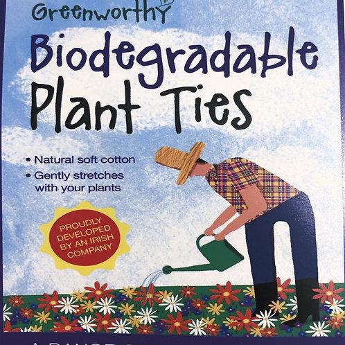 Natural Plant Ties
