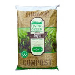 Irish Certified Organic Compost - 80 Litres - FREE SHIPPING