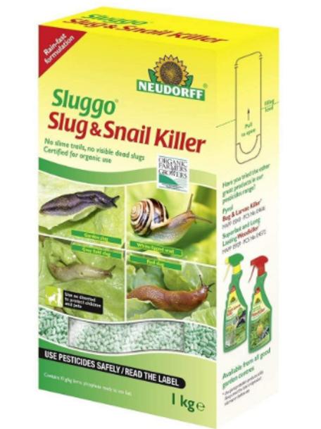 Sluggo - Slug & Snail Control