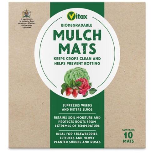 Mulch Mats - Set of 10 Mats
