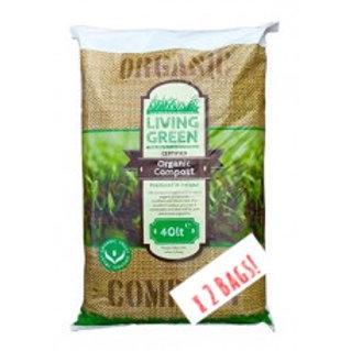 Irish Certified Organic Compost