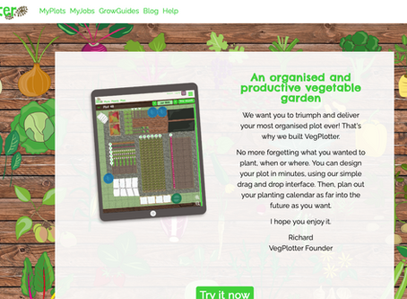 Free Software to Plan Your Garden Online