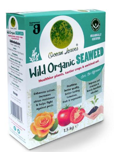 Ocean Leaves - Wild Organic Seaweed Plant Food
