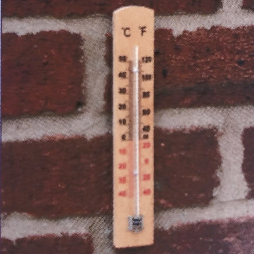 Greenhouse/Polytunnel Thermometer