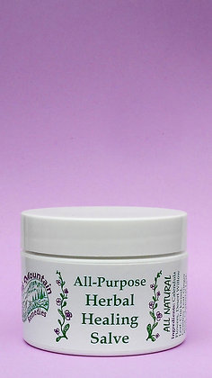 All-Purpose Herbal Healing Salve, 1 oz.