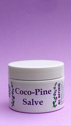 Coco-Pine Salve, 1 oz.