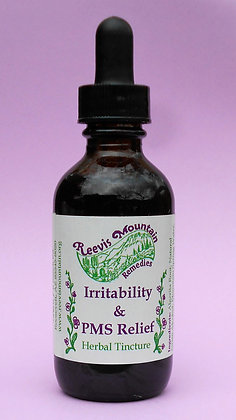 Irritability and PMS Relief, 1oz.