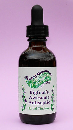 Bigfoot's Awesome Antiseptic, 1oz.