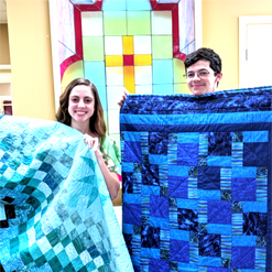 Graduating Senior Quilts!