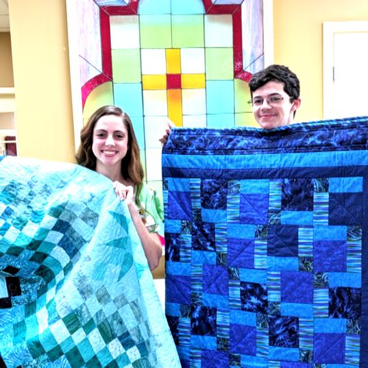 Graduating Senior Quilts!