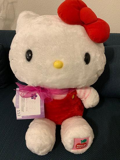#112 - Hello Kitty Large Plush - Sanrio