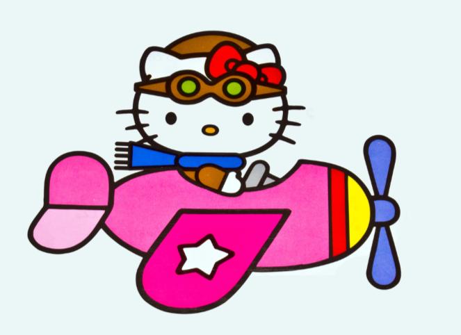 #114 - Hello Kitty Travel Set