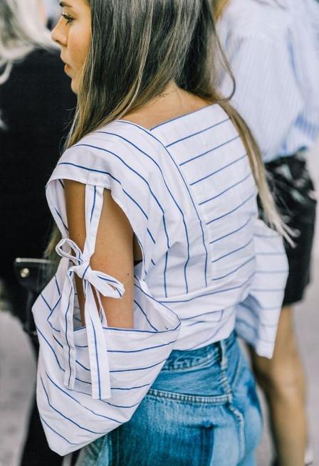 The Deconstructed Summer Shirt Trend!