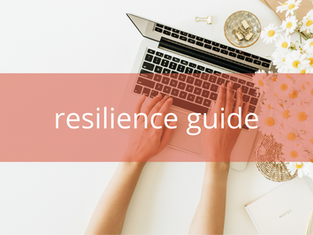 Recipes for resilience in challenging times - A guide for translators; a contribution