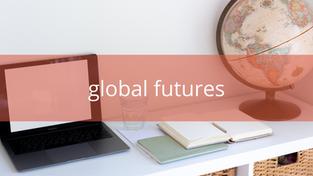 Vasiliki Prestidge speaks at Channing School's Global Futures Event