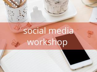 Social Media for Translators and Interpreters: a Workshop