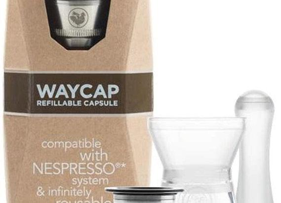 Capsule Inox pour Nespresso