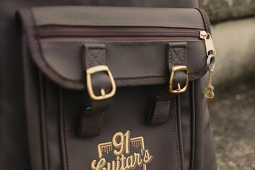 91JB - Bag Semi Case p/ violão Jumbo