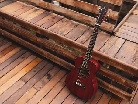 Você já viu um violão com cordas 012 ser muito macio?