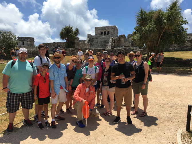Public History Day Two - Tulum, Coba, and Valladolid