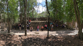 Public History Day Nine - Calakmul - The Snake Kingdom