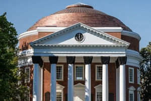 The University of Virginia Rotunda