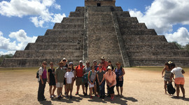 Public History Day Three - Chichén Itzá, Izamal, and Merida