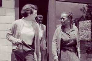 Anne Braden and Ella Baker