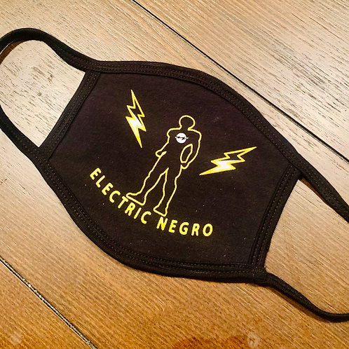 Electric Negro Mask