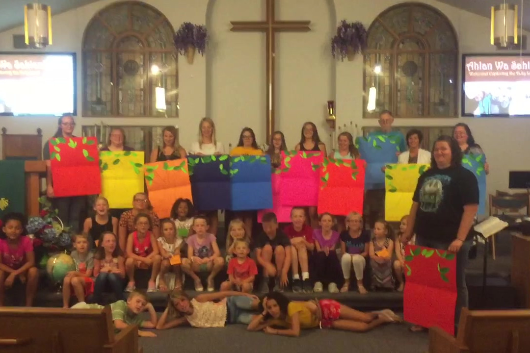VBS 2018 Thank You