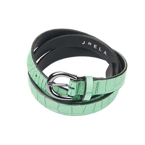 Green Joela belt
