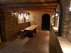 Borospince az alagsorban