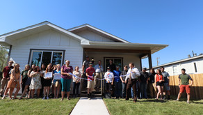 High School House Students Complete 43rd Home in Great Falls