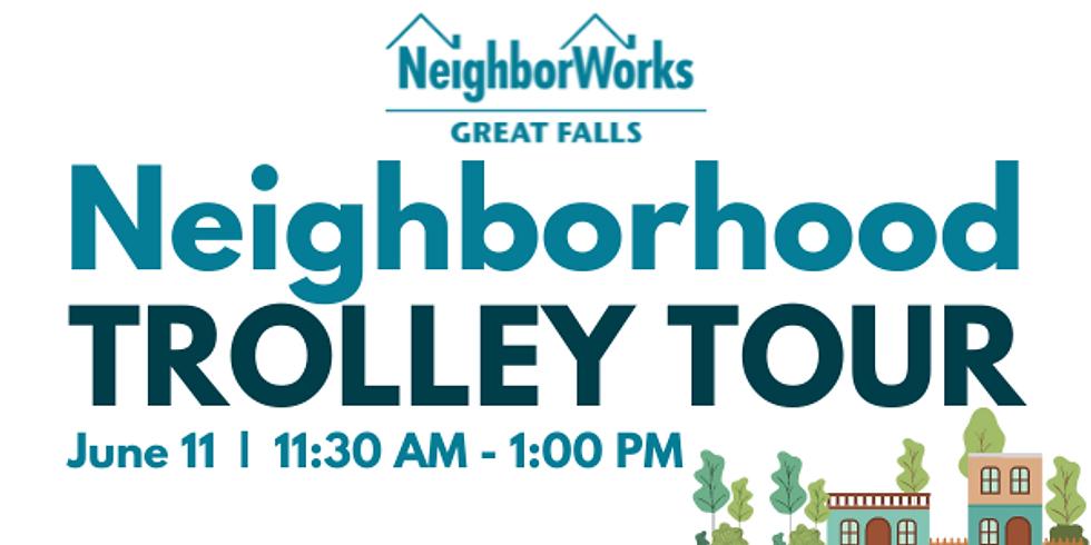 NeighborWorks Public Trolley Tour