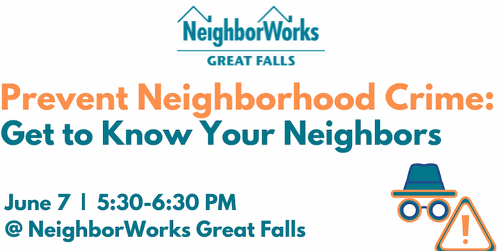 Prevent Neighborhood Crime: Get to Know Your Neighbors